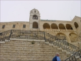 "<p>Monastery of Saydanaya in Syria devoted to Mary. Both Catholics and Muslims worship here. It is built on a hill once devoted to ancient Greek deities. <br /><br />Copyright Amazing Discoveries. <br /><br /><a title=""Read our article: Ecumenism across Religions"" href=""../S-deception-unity_Pope_Vatican_Catholic_Mother-Teresa"" target=""blank"">Read about unity among religions</a>.</p>"