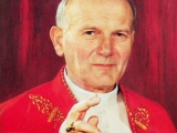 "<p>Pope John Paul II. <br /><br />Source:<a href=""http://www.flickr.com/photos/bren/8226888/"" target=""blank""> Beyond Forgetting on Flickr</a>.</p>"