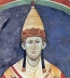 <p>Pope Innocent III, with a hat resembling the apparel of Dagon's preists</p> <p>Public Domain https://commons.wikimedia.org/wiki/File:Innozenz3.jpg</p>