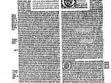 "<p>Bonifatius [Papa, VIII.]: Sexti libri materia cu[m] capitulorum numero (1508) . http://www.bsb-muenchen-digital.de/~web/web1016/bsb10162214/images/index.html?digID=bsb10162214&amp;pimage=944&amp;v=100&amp;nav=0&amp;l=de. Here's another printing of the same document: <a href=""http://daten.digitale-sammlungen.de/0001/bsb00018941/images/index.html?fip=193.174.98.30&amp;id=00018941&amp;seite=67"">http://daten.digitale-sammlungen.de/0001/bsb00018941/images/index.html?fip=193.174.98.30&amp;id=00018941&amp;seite=67</a></p> <p><br />Watch&nbsp;<a href=""https://amazingdiscoveries.tv/media/137/224-that-all-may-be-one/"">That All May Be One on ADtv</a>&nbsp;for more information.&nbsp;</p>"