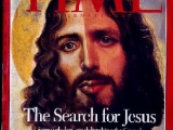 Time Magazine cover showing how Christian beliefs are ridiculed.  #233
