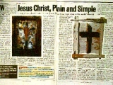 "<em>TIME</em> Magazine spread undermining Jesus Christ.  <a href=""http://www.time.com/time/magazine/article/0,9171,979938,00.html"" target=""_blank"">TIME (January 10, 1994)</a>"