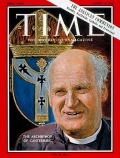 The Anglican Communion: Worldly, Worldwide, Catholic and Protestant Cover,  TIME (August 16, 1993).