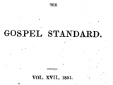 "<p>Reaping the Whirlwind - Part 2 - Slide 116, The Gospel standard, or Feeble Christian's support (1851), pp. 283-284 or<a href=""http://amazingdiscoveries.org/storage/2209"" target=""blank"">see a PDF of the webpage</a></p>"