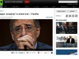 "<p>Reaping the Whirlwind - Part 2 - Slide 142-143 <a href=""http://rt.com/news/panetta-us-attack-iran-prepared-352/"" rel=""nofollow"" target=""blank"">View webpage here</a> or <a href=""http://amazingdiscoveries.org/storage/2217"" target=""blank"">see a PDF of the webpage</a></p>"