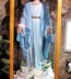 "<p><a title=""Read our article about Mary"" href=""../S-deception_end-time_paganism_Catholic_Mary"" target=""blank"">Mary</a> standing on a serpent in a church in Bethlehem. <br /><br /><br /></p>"