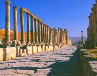 Columns at Laodicea. Watch Seven Churches on ADtv for more information.