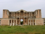 "<p><span>The restored Roman gymnasium at Sardis.</span></p> <p><span> <br />Watch <a href=""https://amazingdiscoveries.tv/media/119/207-seven-churches/"">Seven Churches on ADtv</a> for more information.</span></p>"