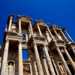 Ancient Ephesus Library  Watch Seven Churches on ADtv for more information.