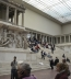 <p>A reconstruction of the Pergamon altar at the Pergamon Museum in Berlin. </p>