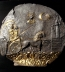 "<p>The Medallion of Cybele, excavated from Ai Khanum, Afganistan. Alexander the Great created this to remind him of his aspiration to ""rule like the sun."" Notice the <a title=""Baal-Hadad Symbol, Symbols of the gods Gallery"" href=""../albums.html?action=picture&aid=5426350358976932961&pid=ur-stele-sm.jpg"" target=""blank"">star being born out of the moon</a>. </p>"