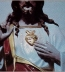 <p>The sacred heart in Catholicism. <br /><br /><br /></p>