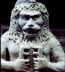 <p>Babylonian lion god holding the keys. The keys were closely connected with the symbol of the lion. <br /><br /> Source: <em>Great Controversy Picture CD</em>, LLT Productions.</p>