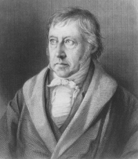 Hegel. Public Domain. https://en.wikipedia.org/wiki/File:Hegel.jpg