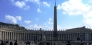 St. Peter's Square. Source: Wikimedia Commons