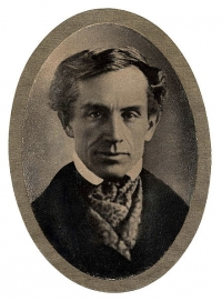Samuel Morse in 1840.Public Domain.