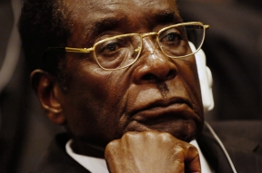 President Robert Mugabe.