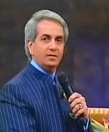Public Domain by Benny Hinn Ministries https://commons.wikimedia.org/wiki/File:Profile_Photo_of_Benny_Hinn.png