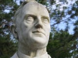 "<p>A statue of Trygve Lie in Honduras. Lie, a Norwegian, was the first Secretary-General of the United Nations.&nbsp;Watch our ADtv video about the&nbsp;<a href=""https://amazingdiscoveries.tv/media/139/226-the-un-and-the-occult-agenda/"">UN and the Occult Agenda</a>.&nbsp;</p>"