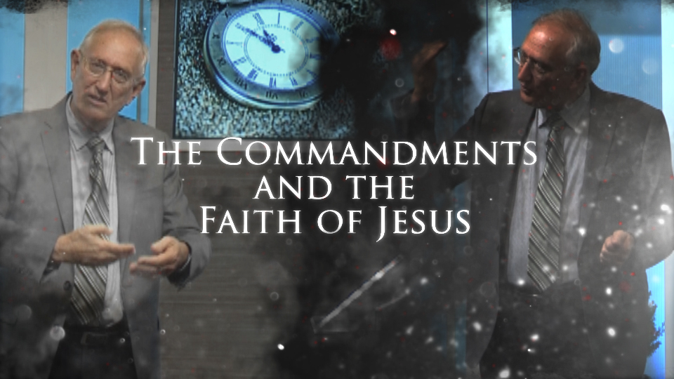 New Presentation by Walter Veith: The Commandments and the Faith of Jesus