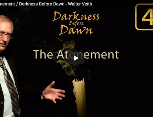 Darkness Before Dawn by Walter Veith – Part 2 – The Atonement