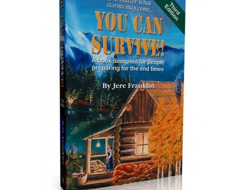 You Can Survive (Book)