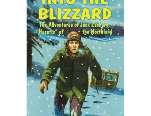 Into the Blizzard (Book)