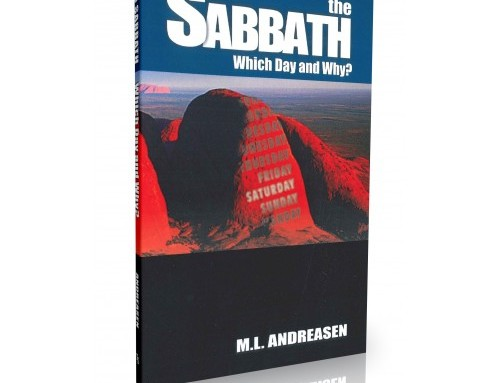 Andreasen – The Sabbath Which day and Why (Book)