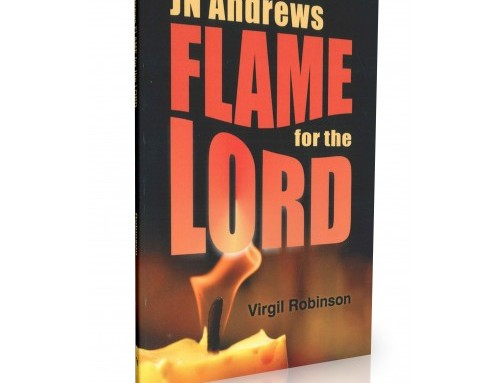 Flame for the Lord (Book)