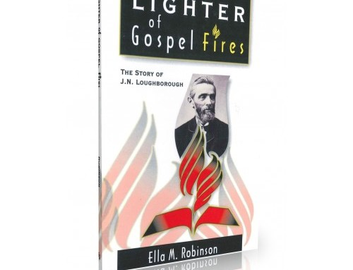 Lighter of the Gospel Fires (Book)