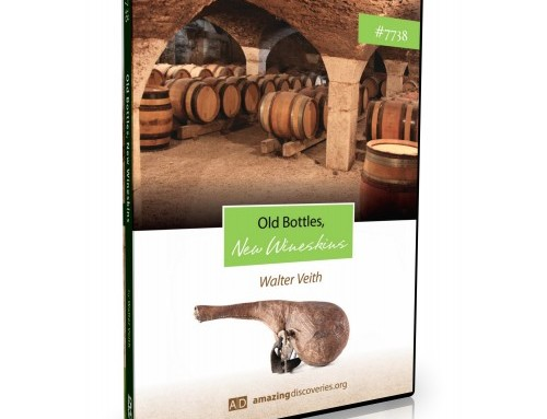 Old Bottles New Wineskins (DVD)