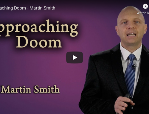 Approaching Doom – Martin Smith