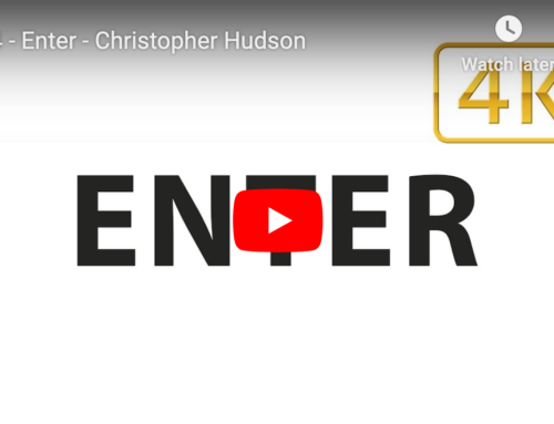 Enter – Christopher Hudson
