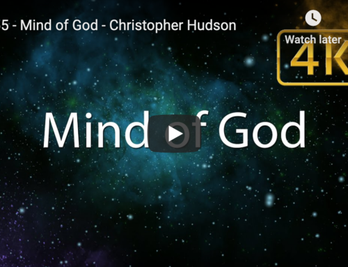 Mind of God – Christopher Hudson
